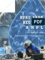 Kumpulan Regulasi terkait Air Minum dan Penyehatan Lingkungan (AMPL). Buku Saku