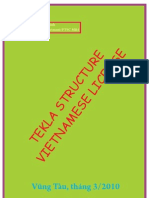 The Tekla Training Guide