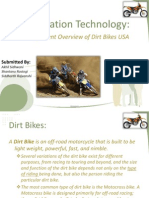 Information Technology - Dirt Bikes