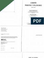 Economía - Principios y aplicaciones (Monchon y Beker)