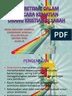 Sinkretisme Dalam Upacara Kematian Orang Kristian Di Sabah