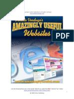 Amazingly Useful Websites