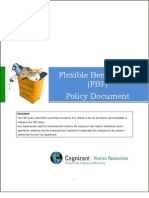 FBP - Policy Document
