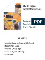 CMOS Integrated Circuits