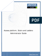 Access Platforms Stairs and Ladders Administrator Guide