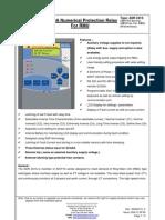Ashida Relay Operating Manual