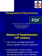 Hypertension(Primary Care Medicine)