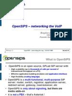Iancu OpenSIPS
