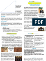 Comfort Rwanda Newsletter Summer 2012