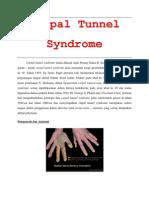 Carpal Tunnel Syndrome Ari
