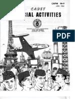 CAPM 50-9 Cadet Special Activities (1965)