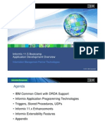 2.3 Informix Application Development and Extensibility Overview