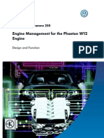 SSP 250 Engine Management W12 Phaeton