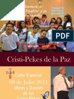 1ª Revista de los Cristi-Pekes de la Paz, Murcia.