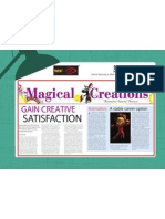 MAAC's Gain Creative featured in DNA Academy, DNA After Hrs, July 24 2012