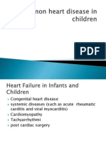 Common Heart Disease in Children