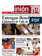 Edición 25 de Julio 2012