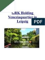 GRK Holding Veneziaquartier