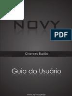 Manual Chaveiro Espiao