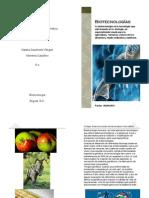 Catalogo Biotecnologias PDF Vale Nata
