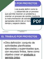 Curso Elaboracion de Proyectos