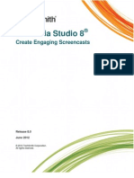 Camtasia Studio 8 - Create Engaging Screencasts
