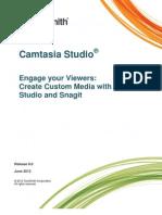 Create Camtasia Studio 8 Library Media