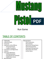 Mustang Pistol 2 of 3 Run Game