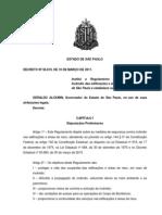 DECRETO ESTADUAL Nº 56819-2011 - 10MAR2011