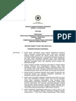 UU No. 15 Tahun 2003 Tentang Pemberantasan Tindak Pidana Terorisme