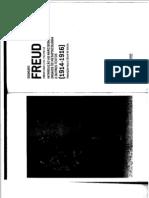 Freud - Os Instintos e Seus Destinos (1915) (Obras Completas - CIA. Letras, Vol. 12, Pp. 51-81)