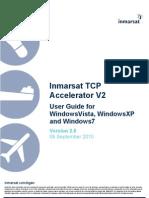 Tcp Accelerator v2 User Guide for Vista Xp Windows7