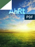 AHRT Catalogue 2012 BIS