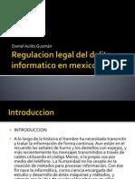 Regulacion Legal Del Delito Informatico en Mexico