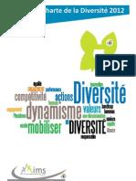 Dossier Prix de la Diversité 2012