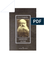 Pyotr Kropotkin - Ekmeğin Fethi