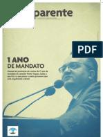 Informativo Transparente Pedro Taques
