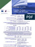 Chiffres clés du livre 2010-2011