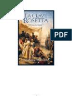William Dietrich - La Clave Roseta