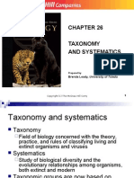 Toxonomy and System a Tics