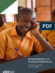 VSO 2012 Annual Report