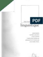 30-Dictionnaire de Linguistique Dubois
