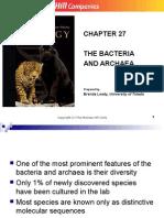 Backeria and Archaea