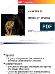 Origon of Species