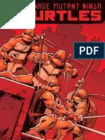 Teenage Mutant Ninja Turtles #12 Preview