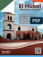 Semblanza Sindicaturas - El Habal Mazatlán Sinaloa