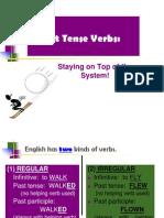 Verbs Past