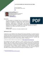 P34-LimeSurvey, Software Web Para La Realizacion de Encuestas