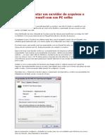 Como Montar Um Servidor de Arquivos e Firewall Com Um PC Velho