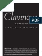 Clavinova Cvp-307 Manual Recortado y Numerado